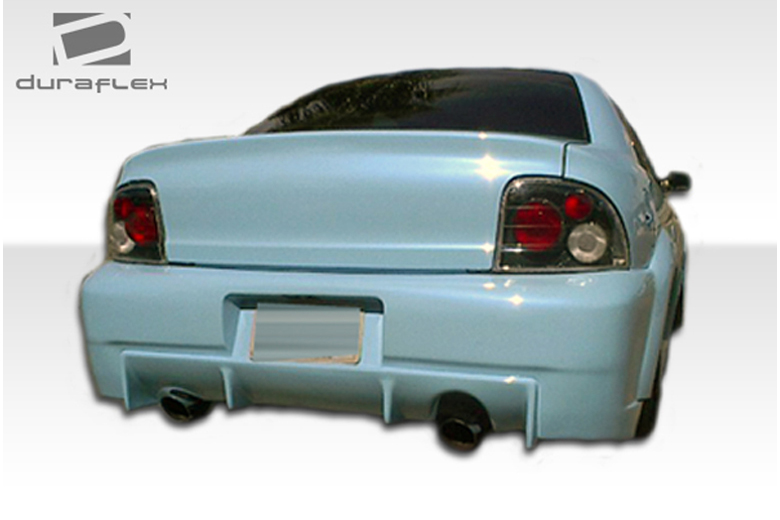 1996 Dodge Neon Duraflex Buddy Bumper (Rear)