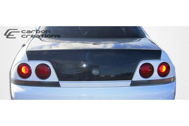 1997 Nissan Skyline Carbon Creations Trunk / Hatch