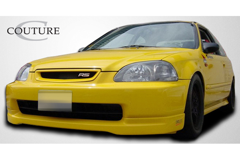1996 Honda Civic Couture Type R Front Lip (Add On)