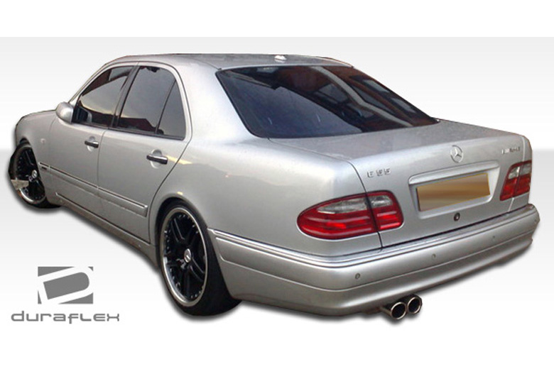 1997 Mercedes E-Class Duraflex AMG Look Bumper (Rear)