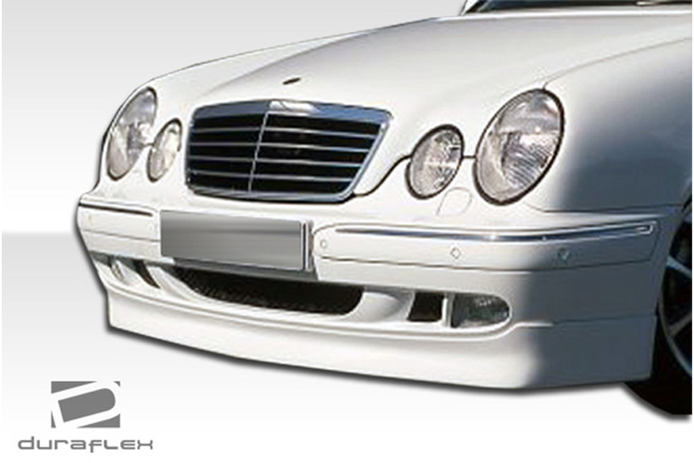 1997 Mercedes E-Class Duraflex BR-S Front Lip (Add On)