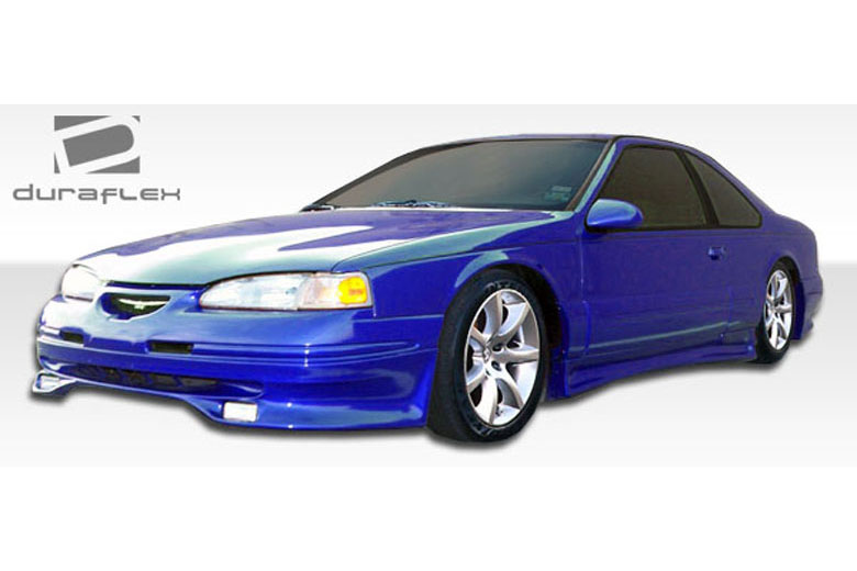 1997 Ford Thunderbird Duraflex Racer Front Lip (Add On)