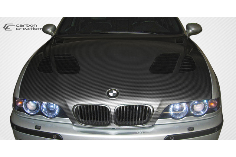 2003 BMW 5-Series Carbon Creations GT-R Hood
