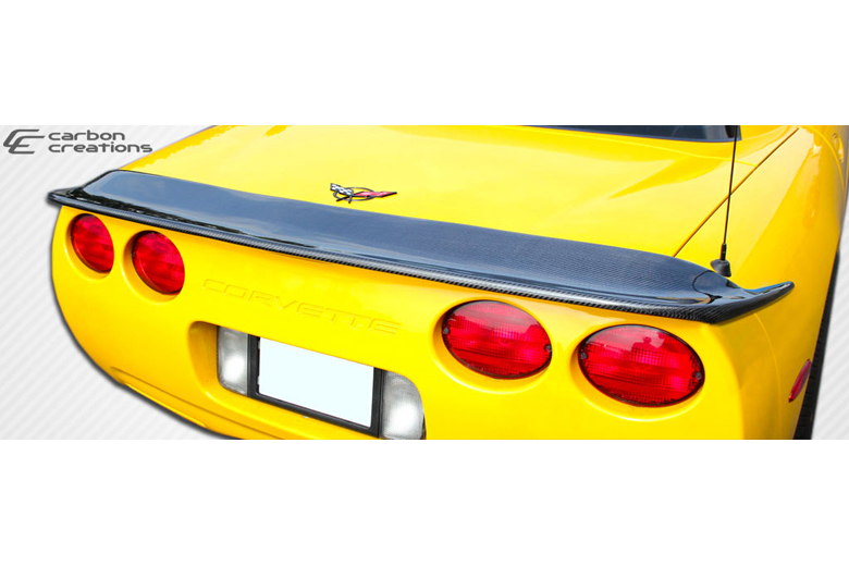 2001 Chevrolet Corvette Carbon Creations CV-G Spoiler
