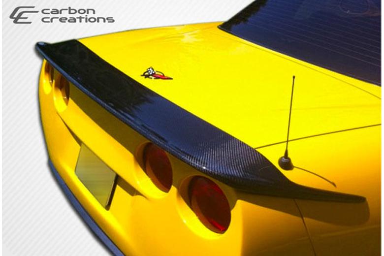 Carbon Creations Chevrolet Corvette 1997 2004 Cv G Spoiler
