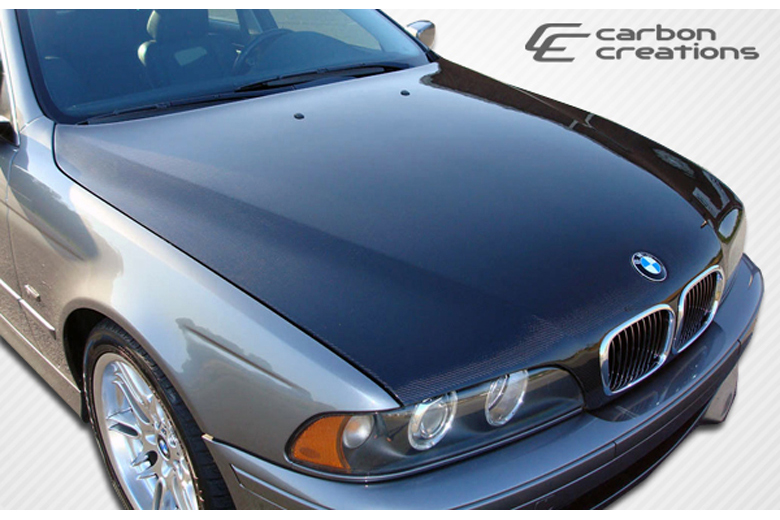 2001 BMW 5-Series Carbon Creations Hood