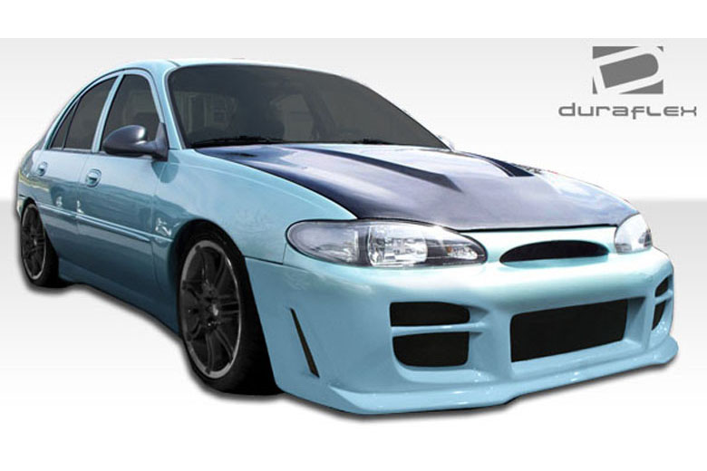 2000 Ford Escort Duraflex R34 Body Kit