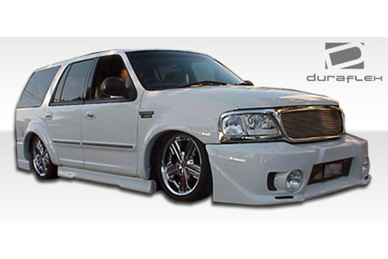 1999 Ford F-150 Duraflex Evo 5 Body Kit