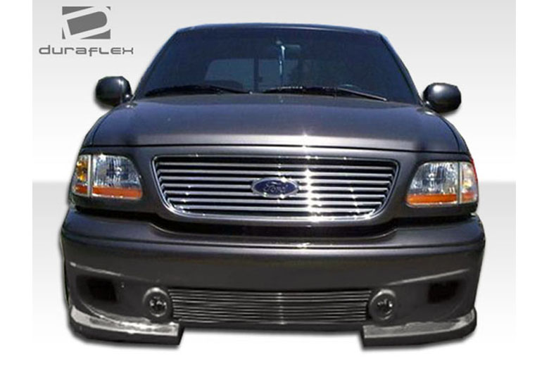1997 Ford Expedition Duraflex Phantom Bumper (Front)