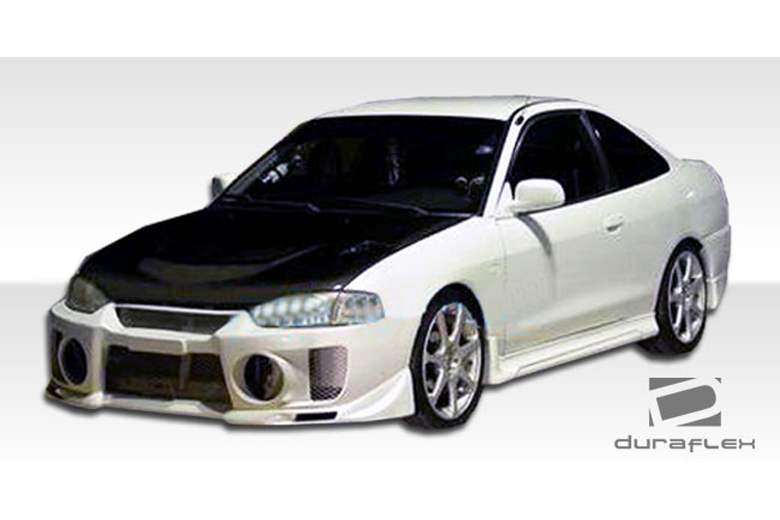 2002 Mitsubishi Mirage Duraflex Evo 5 Body Kit
