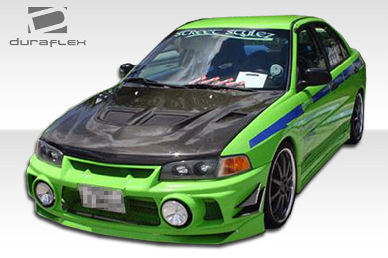 1999 Mitsubishi Mirage Duraflex Evo 4 Body Kit