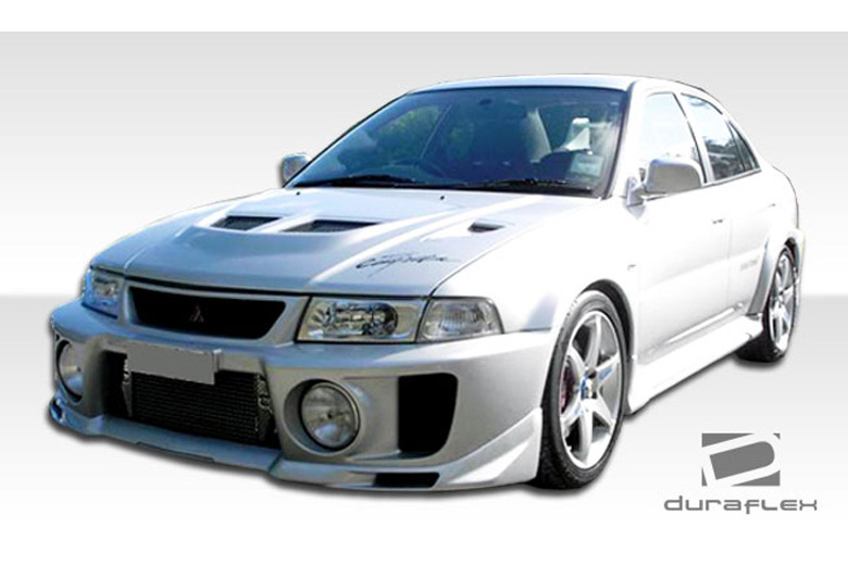 1999 Mitsubishi Mirage Duraflex Evo 5 Body Kit