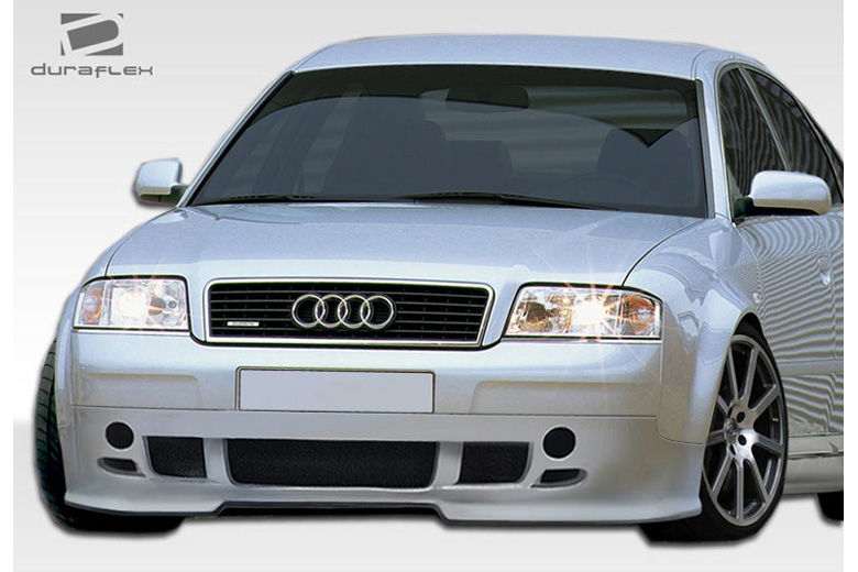 1999 Audi A6 Duraflex Type A Front Lip (Add On)
