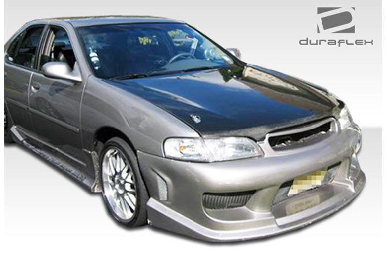 2000 Nissan Altima Duraflex Drifter Body Kit