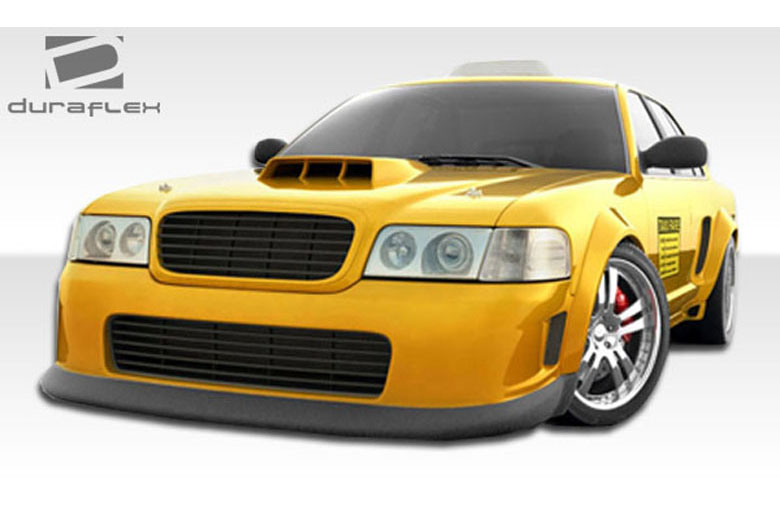 2001 Ford Crown Victoria Duraflex GT Concept Body Kit