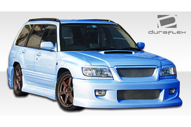 2000 Subaru Forester Duraflex L-Sport Body Kit