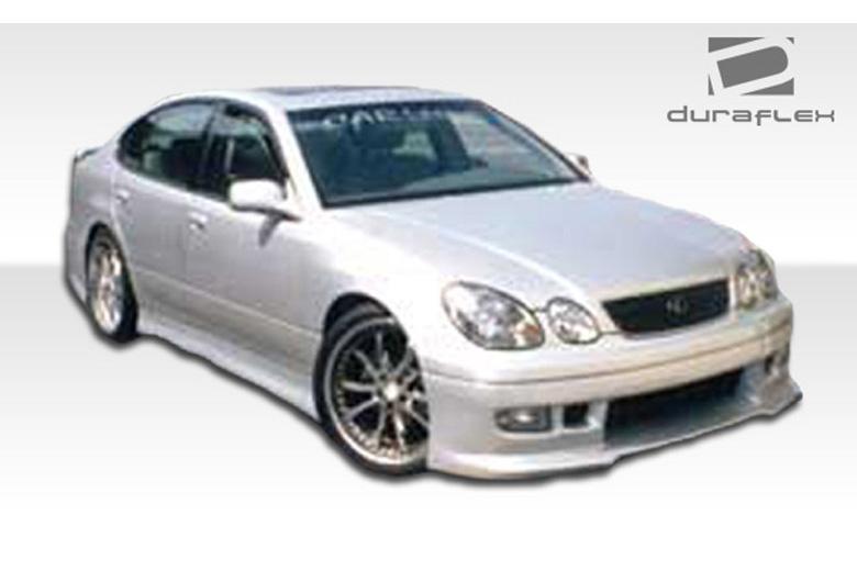Duraflex Lexus GS 1998 2005 Type W Body Kit