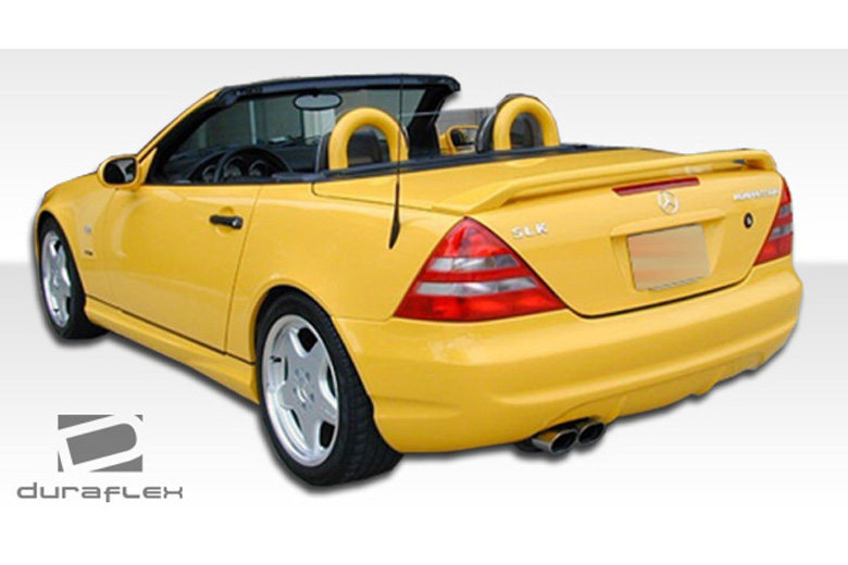 2000 Mercedes SLK-Class Duraflex AMG Look Bumper (Rear)