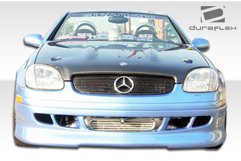2000 Mercedes SLK-Class Duraflex R-1 Front Lip (Add On)