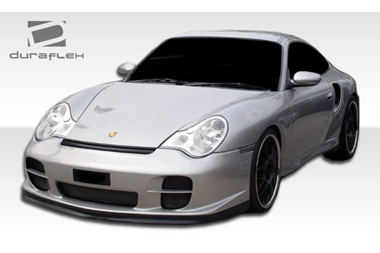 duraflex porsche 911 1999 2001 gt 2 body kit. Black Bedroom Furniture Sets. Home Design Ideas