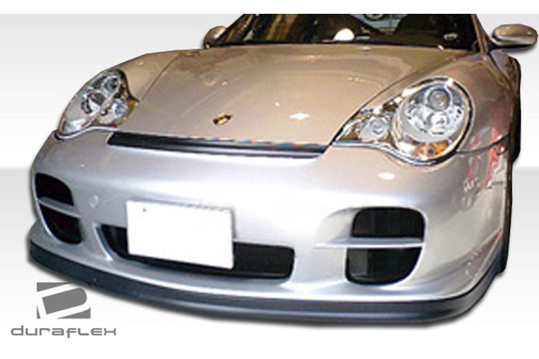 duraflex porsche 911 1999 2001 gt 2 front bumper. Black Bedroom Furniture Sets. Home Design Ideas