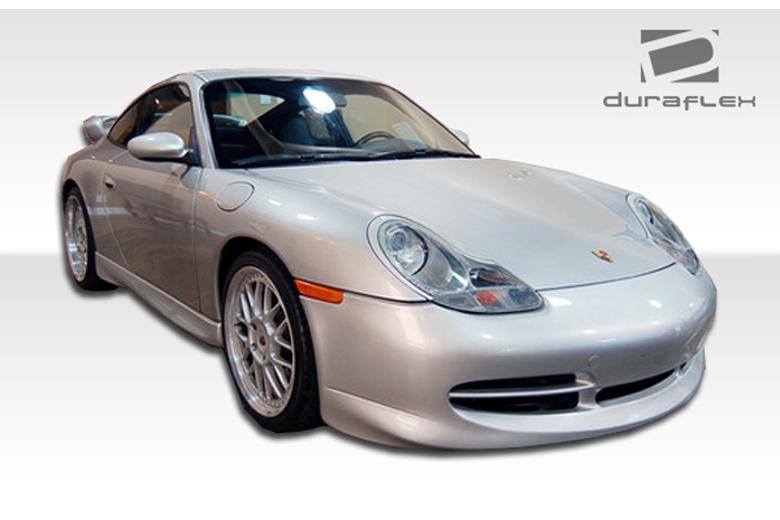 duraflex porsche 911 1999 2001 gt 3 body kit. Black Bedroom Furniture Sets. Home Design Ideas