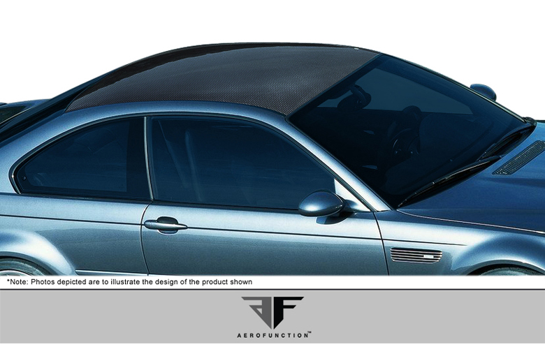 2002 BMW 3-Series Aero Function AF-1 Hard Top
