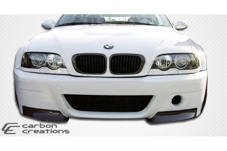 2000 BMW 3-Series Carbon Creations CSL Look Bumper (Front)
