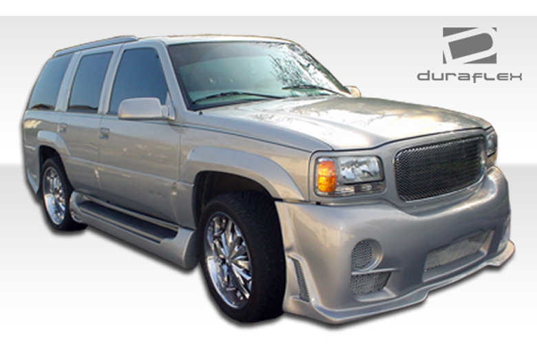 2001 Cadillac Escalade Duraflex Platinum Body Kit