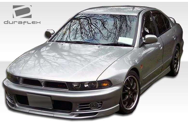 duraflex174 mitsubishi galant 19992003 vr4 body kit