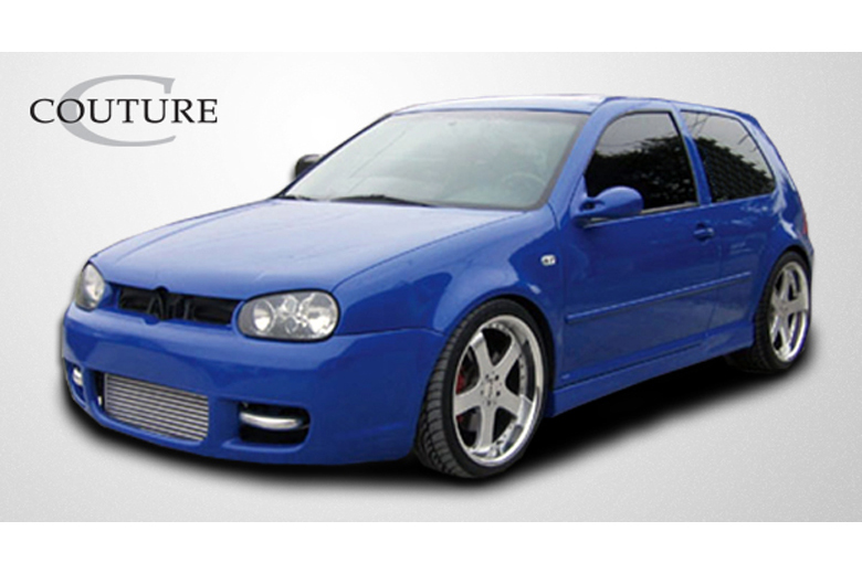 2005 Volkswagen GTI Couture R32 Sideskirts
