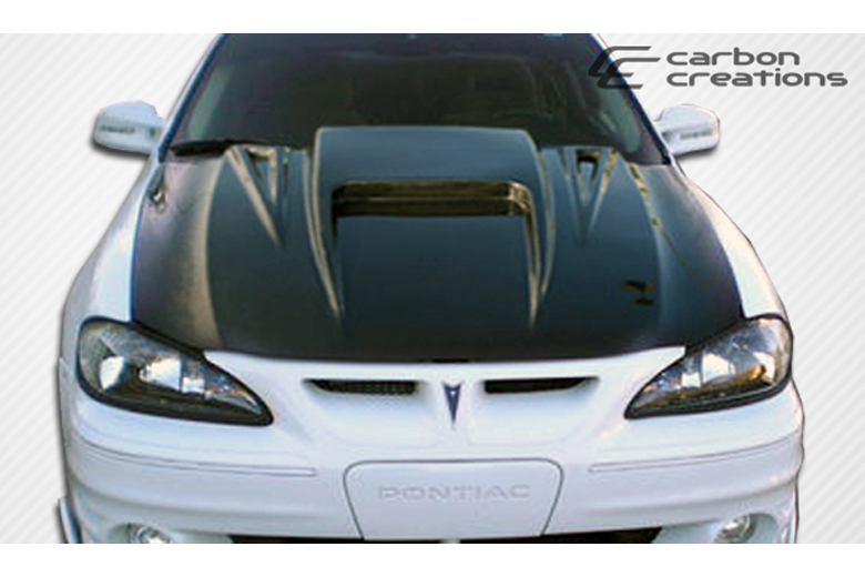 2005 Pontiac Grand Am Carbon Creations Spyder 3 Hood