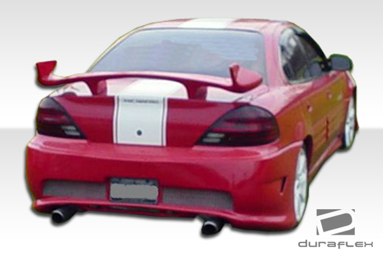 2004 Pontiac Grand Am Duraflex Kombat Bumper (Rear)