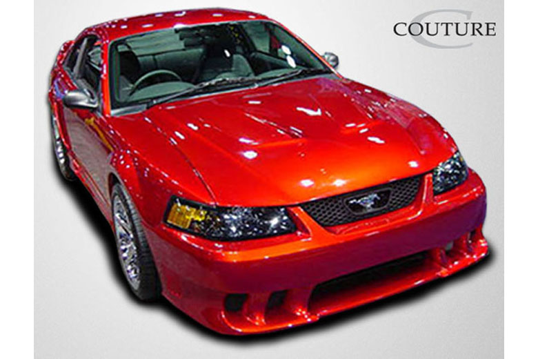 2001 Ford Mustang Couture Colt Bumper (Front)