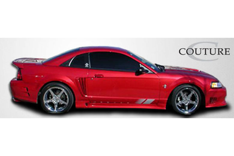 2001 Ford Mustang Couture Colt Sideskirts