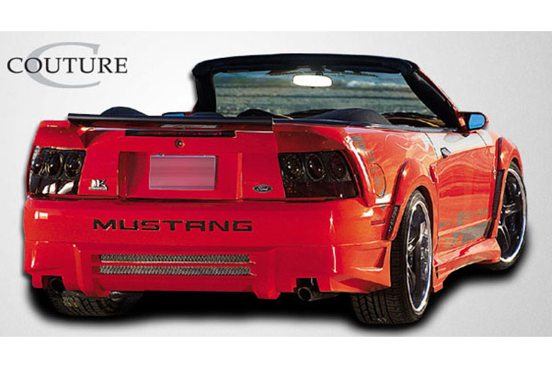 Show Low Ford >> 2000 Ford Mustang Body Kits | Ground Effects - Rvinyl.com, Page 2