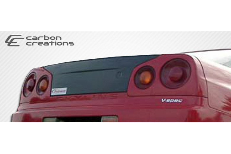 1999 Nissan Skyline Carbon Creations Trunk / Hatch
