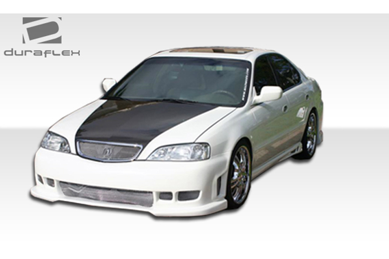 Duraflex Acura TL Spyder Body Kit - 2003 acura tl body kit