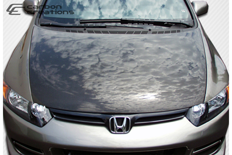 2008 Honda Civic Carbon Creations Hood