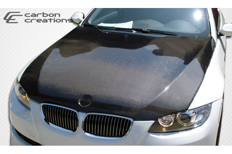 2008 BMW 3-Series Carbon Creations Hood