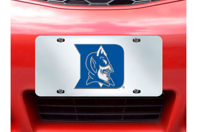 Collegiate License Plates