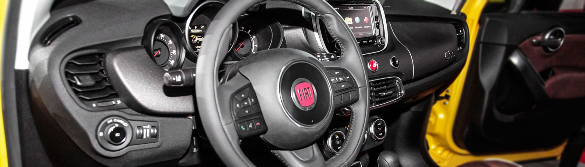 Fiat 500x Custom Dash Kits