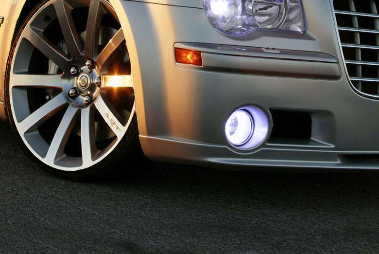 2012 Infiniti M37 Custom Fog Light Protection Kits
