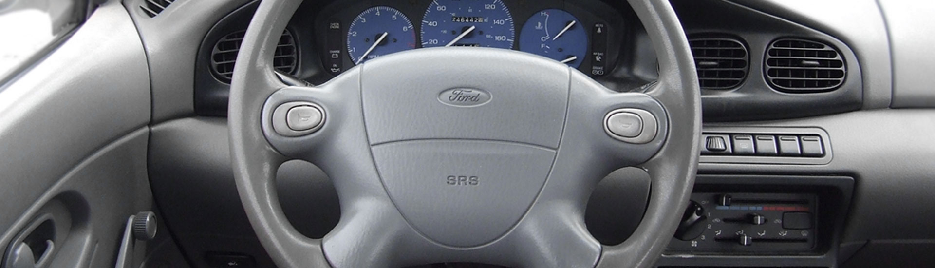 Ford Aspire Custom Dash Kits