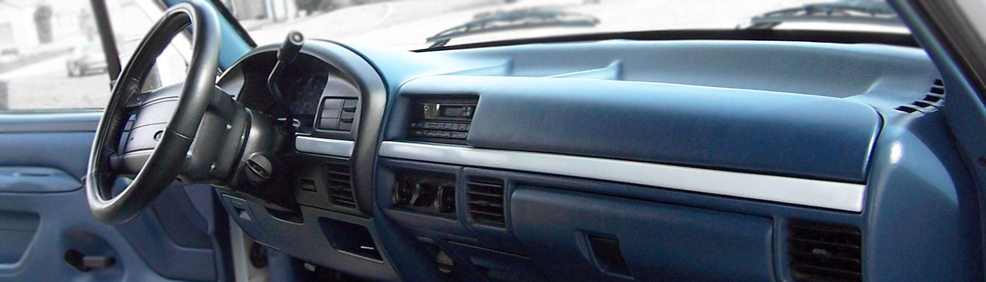 Ford Bronco Custom Dash Kits