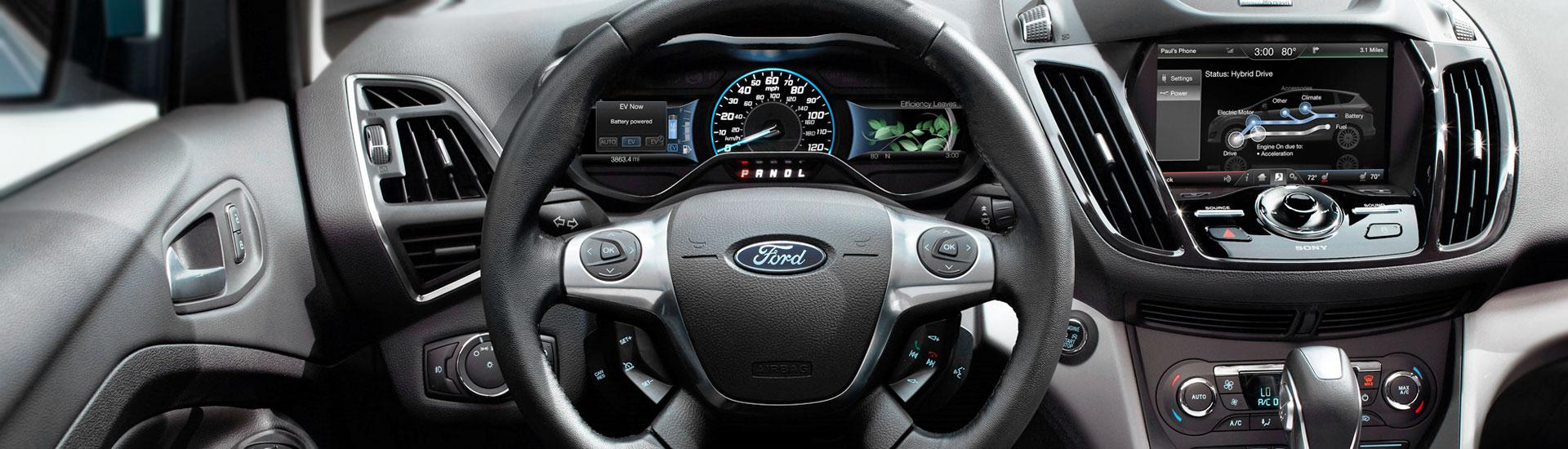 Ford c max custom dash kits