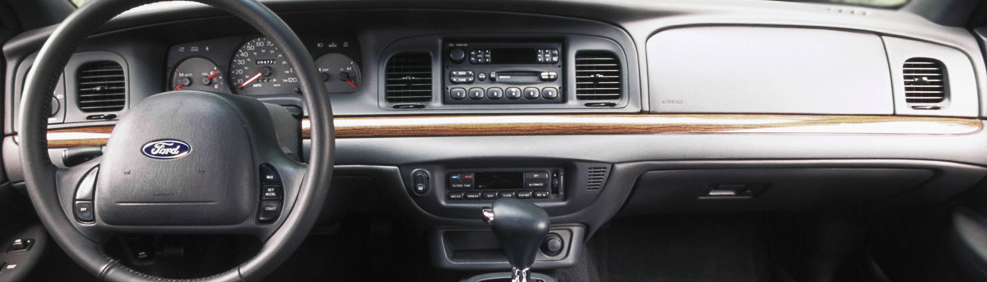 Ford Crown Victoria Custom Dash Kits