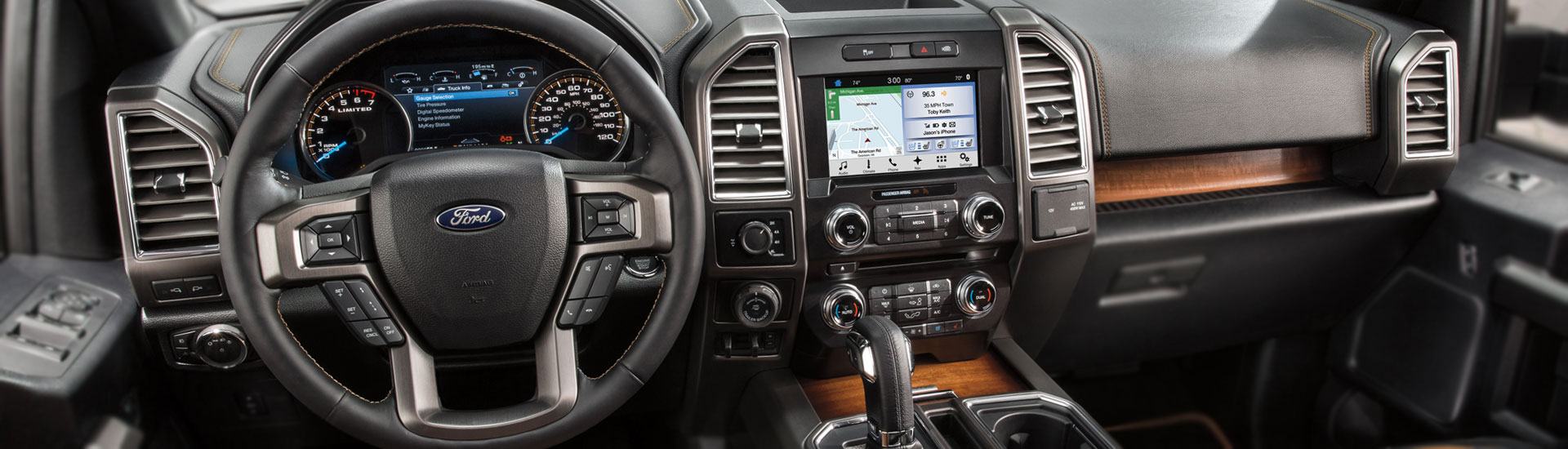 Ford Custom Dash Kits