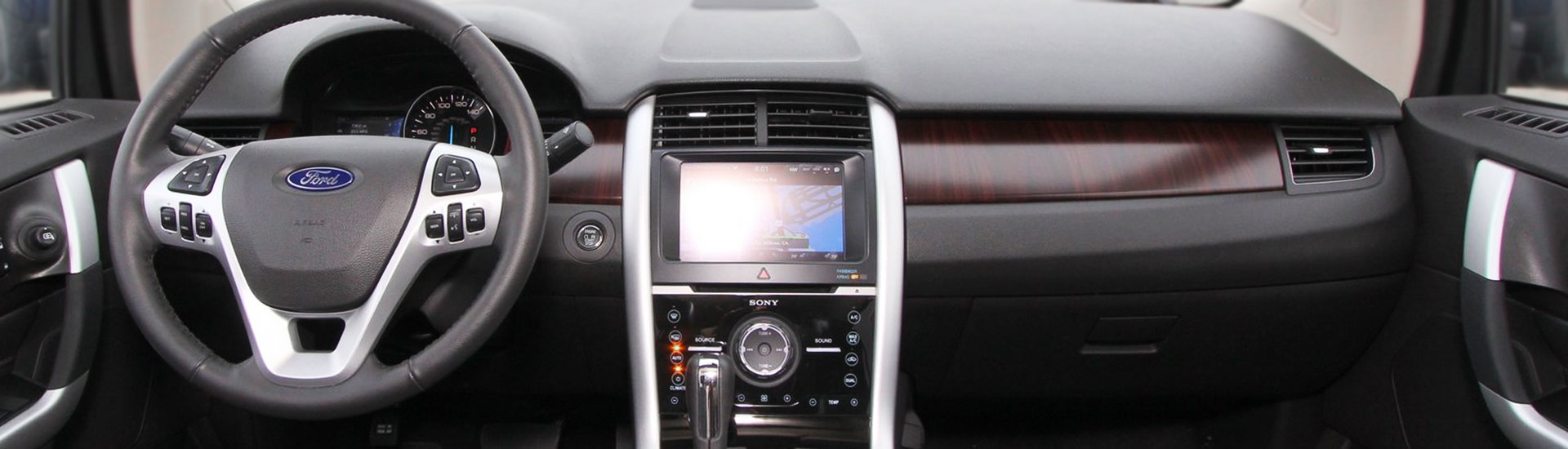 Ford Edge Custom Dash Kits
