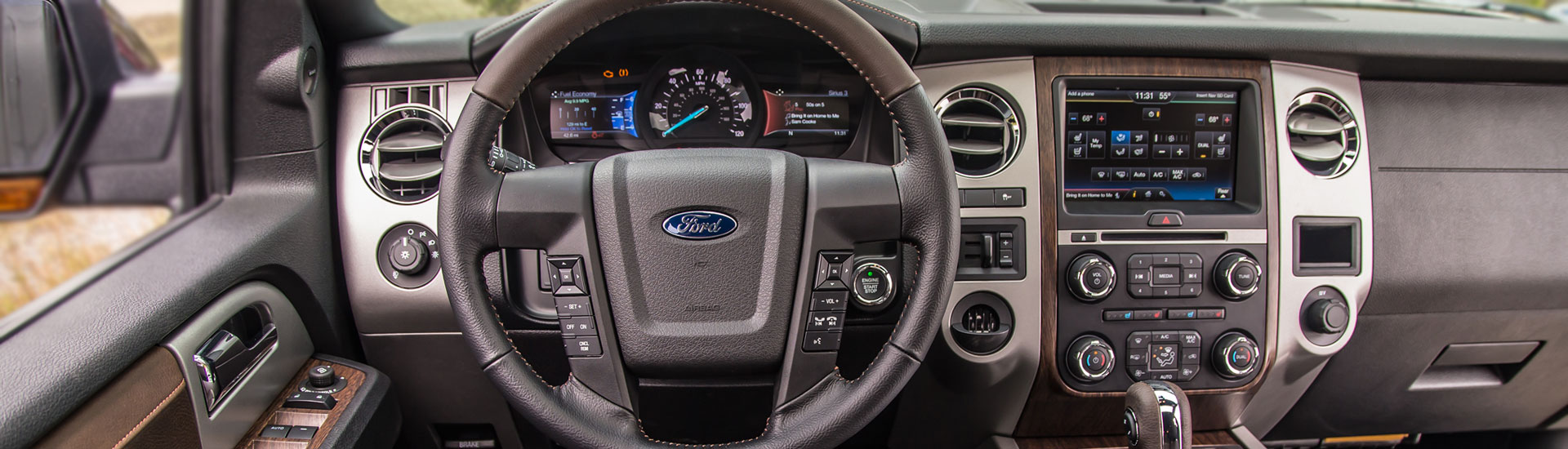 Ford Expedition Custom Dash Kits